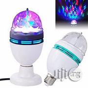 Rgbmix Auto Rotating Crystal Disco Lamp | Home Accessories for sale in Lagos State, Agboyi/Ketu