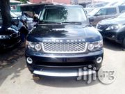 Land Rover Range Rover Sport 2012 Blue | Cars for sale in Lagos State, Apapa
