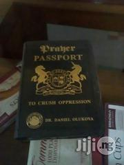 Prayer Passport Lather Cover | Stationery for sale in Lagos State, Surulere