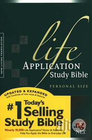 NLT Life Application Study Bible, Personal Size | Books & Games for sale in Lagos State, Apapa