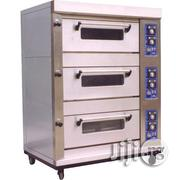 Oven 2deck Using Gas | Industrial Ovens for sale in Edo State, Benin City