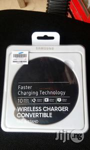 Samsung S8 Wireless Faster Charger | Accessories for Mobile Phones & Tablets for sale in Lagos State, Ikeja