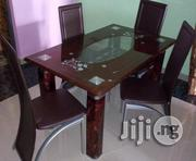 Quality 4seater Dining Table With Chairs   Furniture for sale in Lagos State, Ajah