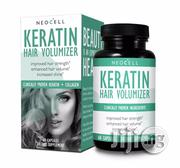 Neocell, Keratin Hair Volumizer, 60 Capsules | Vitamins & Supplements for sale in Lagos State