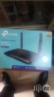 Tp-link Ac1350 4G LTE Router   Networking Products for sale in Lagos State, Ikeja
