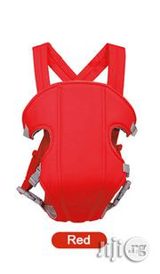 Universal Adjustable Baby Sling Breastfeeding Red | Children's Gear & Safety for sale in Lagos State, Ikeja