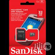Sandisk Memory Card Micro 32GB | Accessories for Mobile Phones & Tablets for sale in Lagos State, Ikeja