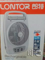 Rechargeable Table Fan | Home Appliances for sale in Lagos State, Ikorodu