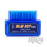 Mini Elm 327 V1.5 Bluetooth Vehicle Diagnostic Scanner   Vehicle Parts & Accessories for sale in Lagos State, Amuwo-Odofin