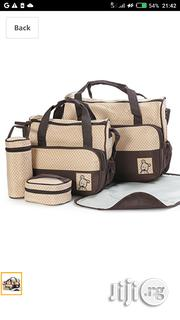The Mummy 5 In 1 Diaper Bag | Baby & Child Care for sale in Lagos State, Ikeja
