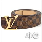 Louis Vuitton LV Belt | Clothing Accessories for sale in Lagos State, Surulere