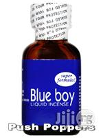 Poppers Blue Boy 24ml | Sexual Wellness for sale in Lagos State, Surulere