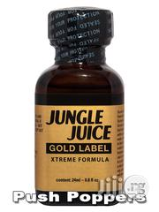 Poppers. Jungle Juice Gold Label 24ml | Sexual Wellness for sale in Lagos State, Surulere