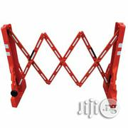 Eton Safety Plastic Expanding Barrier ES-S03 | Safety Equipment for sale in Lagos State, Surulere