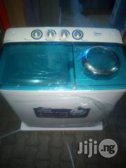 Midea 8kg Manual Washing and Spinning Machine With 2yrs Wrnty.   Home Appliances for sale in Lagos State, Ojo