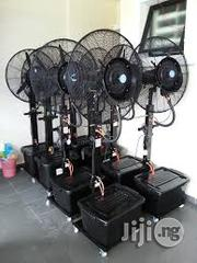 25.9'' Centrifugal Outdoor Mist Standing Fan | Manufacturing Equipment for sale in Lagos State, Ikeja