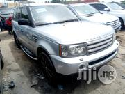 Land Rover Range Rover Sports 2008 Silver | Cars for sale in Lagos State, Apapa