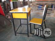 Detached School Chair & Desk Available   Furniture for sale in Lagos State, Ikeja