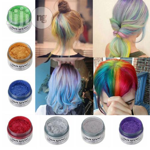 Professional One-Time DIY Hair Color Wax Dye
