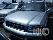 Nissan Pathfinder 2003 LE RWD SUV (3.5L 6cyl 4A) Silver | Cars for sale in Lagos State, Apapa