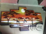 Natural Habitat Artwork Hand Painted | Arts & Crafts for sale in Abuja (FCT) State, Asokoro