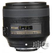 Nikon AF-S Nikkor 85mm F/1.8G | Accessories & Supplies for Electronics for sale in Lagos State, Lagos Island
