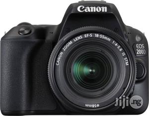 Canon EOS 200D DSLR Camera With Warranty