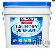 Kirkland Signature Laundry Detergent(200 Loads) | Baby & Child Care for sale in Lagos State, Lekki Phase 1