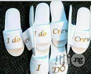 Customized Slippers | Wedding Wear for sale in Lagos State, Ojodu