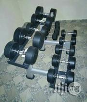 Dumbell Rank | Sports Equipment for sale in Lagos State, Ikeja