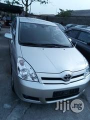 Tokunbo Toyota Corolla Verso 2005 Silver | Cars for sale in Lagos State, Apapa