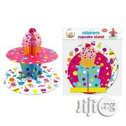 Two - Tier Cupcake Stand | Babies & Kids Accessories for sale in Lagos State, Surulere