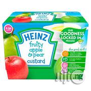 Heinz Fruity Apple and Pear Custard | Baby & Child Care for sale in Lagos State, Lagos Island