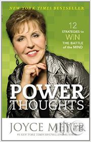 Power Thoughts By Joyce Meyer | Books & Games for sale in Lagos State, Ikeja