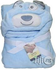 Baby Hooded Fleece Blanket | Baby & Child Care for sale in Lagos State, Alimosho