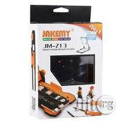 JAKEMY JM - Z13 Adjustable Phone Stand Stable PCB Holder | Accessories for Mobile Phones & Tablets for sale in Lagos State, Ikeja