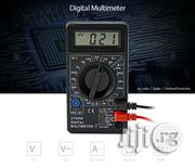 DT830B Digital Multimeter AC DC Tester | Measuring & Layout Tools for sale in Lagos State, Ikeja