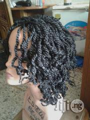 Kinky Braided Wig Available | Hair Beauty for sale in Lagos State, Lagos Island