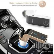 Bluetooth Car Kit G7 - MP3 Player & Car Charger | Vehicle Parts & Accessories for sale in Abuja (FCT) State, Garki I