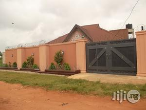 3 Bedroom Flat on 2 Plots of Land at Sango Ota Ogun State For Sale.