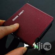 New Windproof Cigarette Box With Lighter Function Gas   Tabacco Accessories for sale in Lagos State