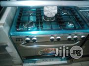 AKAI Standing Gas Cooker 5burners High Quality Automatic Ignition | Kitchen Appliances for sale in Lagos State, Ojo
