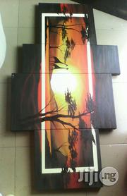 Animal Sunset Paintings Hand Painted | Arts & Crafts for sale in Abuja (FCT) State, Gwarinpa