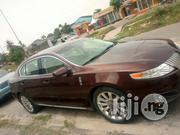 Clean Lincoln MKS 2011 Red | Cars for sale in Lagos State, Lekki Phase 2