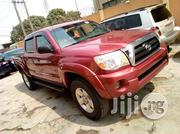 Tokunbo Toyota Tacoma 2008 Red | Cars for sale in Lagos State, Ikeja