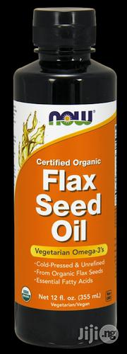 Flaxseed Oil For Breast Cancer, Weight Loss And Constipation | Vitamins & Supplements for sale in Lagos State, Victoria Island
