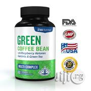 Green Coffee Bean With Raspberry Ketones, Garcinia And Green Tea | Vitamins & Supplements for sale in Lagos State, Victoria Island