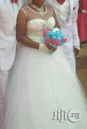 White Tub Wedding Dress For Sale | Wedding Venues & Services for sale in Lagos State, Lagos Mainland