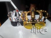 Crown With Eye Glasses | Clothing Accessories for sale in Lagos State, Ikeja