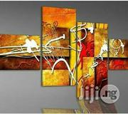 Abstract Arts Hand Painted Artworks | Arts & Crafts for sale in Abuja (FCT) State, Asokoro